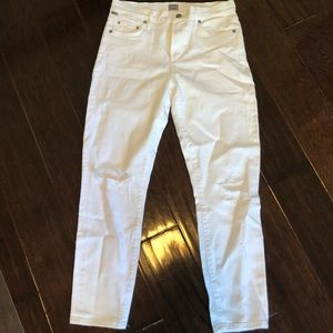 Citizens of Humanity White Denim Jeans size 27